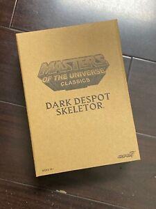 Super7 William Stout Masters of the Universe Classics Dark Despot Skeletor