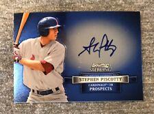 2012 Bowman Stephen Piscotty BSAP-SP Baseball Card