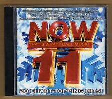Now That'S What I Call Music! 11 cd Various Artists - 20 Tracks