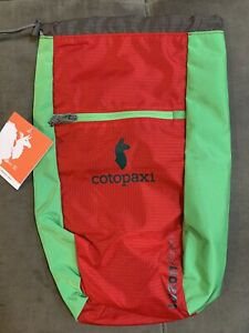 NWT Cotopaxi backpack Luzon 15L Special Edition Final Colab Color Block Mod Hike