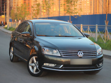 Wind Deflectors VW PASSAT B6 B7 4/5-doors 2005-2014 2-pc HEKO Tinted