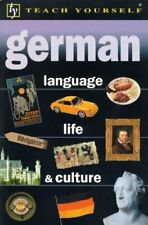 Teach Yourself German Language, Life & Culture (TYL) by Roberts, Ian Paperback