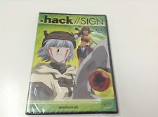 DVD ANIMACIÓN MANGA HACK SIGN HACK//SIGN VOLUMEN 1 . Pal España .. Paypal
