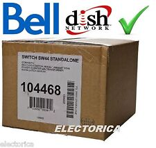 ORIGINAL SW44 BELL TV Dish Network MULTI SWITCH HDTV HD FTA SATELLITE