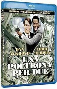Blu Ray Una Poltrona per Due....NUOVO