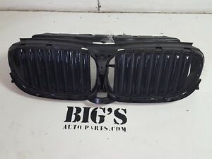 2016 2017 2018 BMW 750I 7 SERIES X DRIVE FRONT BUMPER SHUTTER GRILLE 18715610