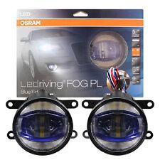 Osram Lot LED Tagfahr- Feu de Brouillard 12V Ledriving Bleu LEDFOG-103-BL