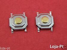 2x Botón Interruptor Reparación Mando Distancia Tarjeta Renault Laguna Espace V5