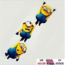 Despicable Me 3D Hanging Minion Funny Car Decal Graphic Waterproof Sticker UK