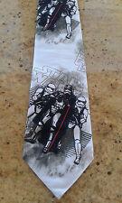 White Star Wars Captain Phasm Necktie # 1035