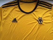 Wolverhampton Wanderers Fc adult football shirt. Size Xxl, see description.