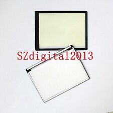 LCD Window Display (Acrylic) Outer Glass For Fuji FUJIFILM HS25 HS30 HS35 +Glue