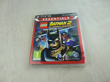 Jeu pour console Playstation 3, Batman 2 DC Super Heroes Lego