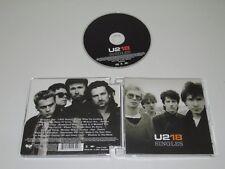 U2/18 Singles (Islanda, 0602517143098) CD Album