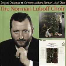 NORMAN LUBOFF CHOIR/NORMAN LUBOFF - SONGS OF CHRISTMAS/CHRISTMAS WITH THE NORMAN