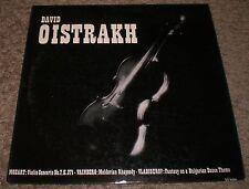 Mozart Violin Concerto Vainberg Moldavian Rhapsody Vladigerov Fantasy Oistrakh