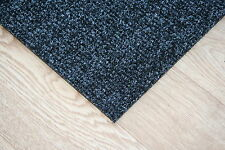 19 Quality Carpet Tiles Commercial Domestic Retail Bedford Mix Brown Black