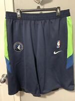 Minnesota Timberwolves Nike Therma Flex Men's NBA Team Issued Shorts Size XXLT
