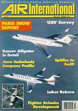AIR INTERNATIONAL V53 N1 SUPERMARINE SWIFT_K-MAX_KAMOV Ka-52_AERO L-29 L-59 L-15