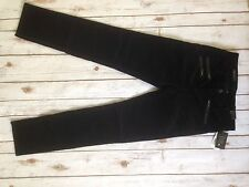 NWT Kut From the Kloth Stevie Straight Leg Black Corduroys - Stitch Fix - Size 0