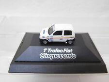 Eso-2889 Herpa 1:87 FIAT CINQUECENTO 1 trofeo ottime condizioni