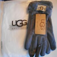 UGG Women's winter gloves - gray - brand new