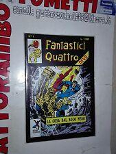 Fantastici Quattro N.1 imbustato  - Star Comics Ottimo