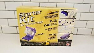 Mad Catz Starter Kit For Gameboy Advance SP New, Almost Complete