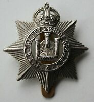 British Army, The Devonshire Regiment 4th Volunteer Battalion Cap Badge.