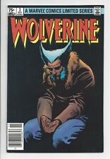Wolverine 3 -NM (9.0) $.75 Canadian Variant  Miller Cover & Art