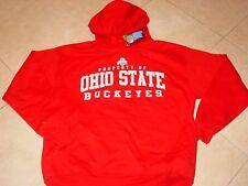 OSU  OHIO STATE University BUCKEYES   Hooded Sweatshirt NEW sz.. MEDIUM
