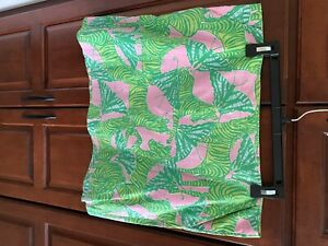 LILLY PULITZER Womens SKIRT Size 14 Ships Worldwide