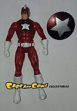 "Marvel Legends Captain America Civil War RED GUARDIAN Loose 6"" Figure Hasbro"