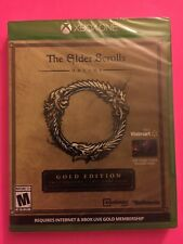 The Elder Scrolls Online: Tamriel Unlimited (Microsoft Xbox One, 2015) + POSTER