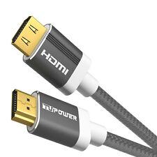 K41 Premium High Speed HDMI 2.0b Kabel 4K HDR ARC 60Hz 18Gbps 1,5m lang HDCP