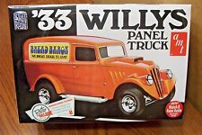 Amt '33 Willys Panel Truck 1/25 Scale Model Kit