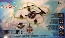 UFO QUAD COPTER Remote Control Helicopter! High Speed 4 Channel Advanced Control