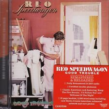 REO SPEEDWAGON - Good Trouble - Rock Candy Edition - CD