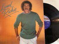 Lionel Richie – Lionel Richie LP 1982 Motown – 6007ML VG+ w/ Inners