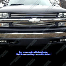 Fits Chevy Silverado 1500/Tahoe/Suburban Main Upper Billet Grille Grill