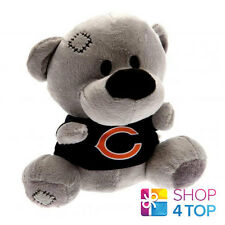 CHICAGO BEARS AMERICAN FOOTBALL NFL CLUB SOFT PLUSH TIMMY BEAR KIDS GIFT NEW