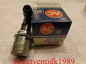 'NOS' AC PCV Valve CV853C.......OEM for Corvette, Oldsmobile, Buick