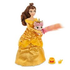 GENUINE DISNEY BELLE AND ROUGE PALACE PETS DOLL SET BNIBOX