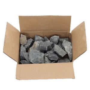 Sauna Stones Commercial Sauna Heater Stove Rocks Steam Room Premium Stones -16KG