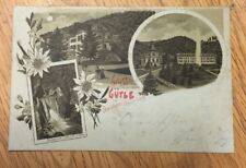 Postkarte Ansichtskarte Grüsse aus dem Gütle bei Dornbirn ..
