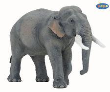 Asiático Elefante 16cm Animales Salvajes Papo 50131