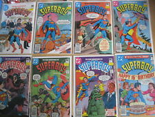The NEW ADVENTURES of SUPERBOY : COMPLETE 54 issue 1980 DC SERIES by Cary Bates