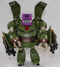 Transformers Animated BULKHEAD Complete Leader Class