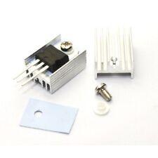 DISIPADOR TO-220 HEATSINK PARA TRANSISTORES TO220  LM317, 7805, IRF3205, IRF530