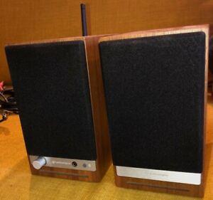 Audioengine HD3 60W Wireless Speaker System - Walnut